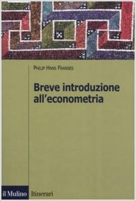 Economiascienze politiche breve introduzione alleconometria fandeluxe Choice Image