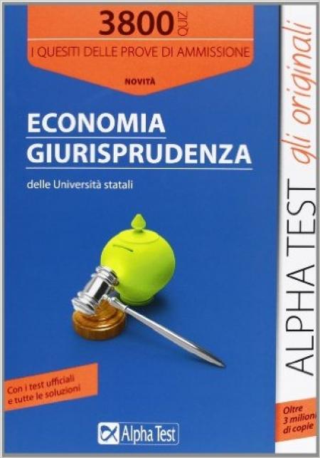 Test di ammissione all 39 universit for Test ammissione economia