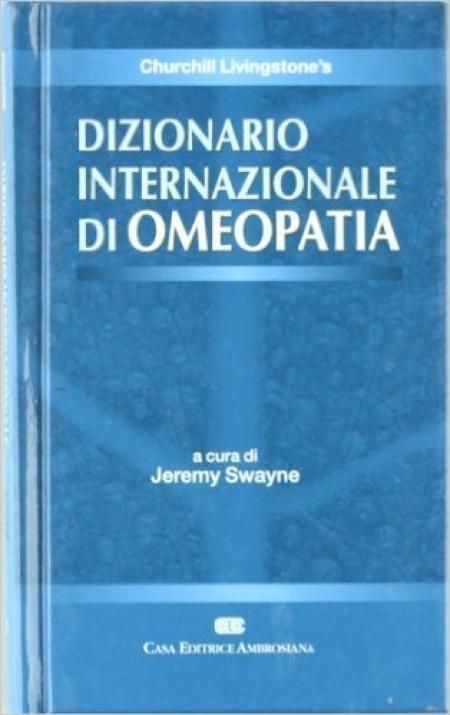 Dizionarilinguisticaletteratura churchill livingstones dizionario internazionale di omeopatia fandeluxe Image collections